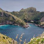 Capri, Baia di Jeranto e le Sirenuse