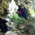 Verso la grotta dello Scalandrone