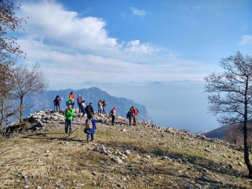 Monte Candelitto (1204 m) da Agerola