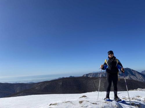 Ciaspolata sul Monte Raiamagra