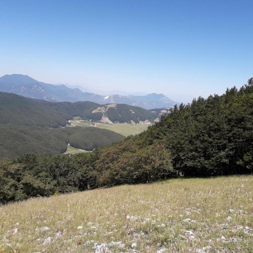 Lago Laceno da Valle di Giamberardino